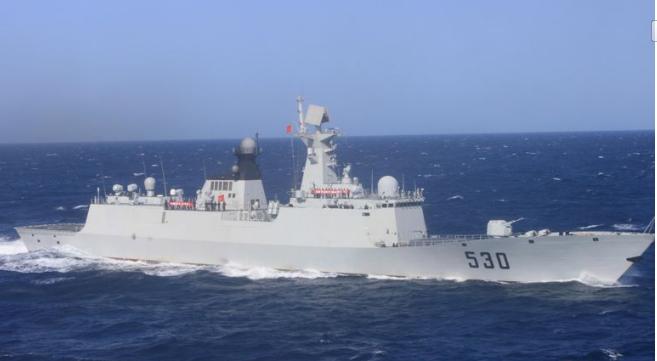利比亚撤侨海军舰长:海军具备全球遂行任务能力