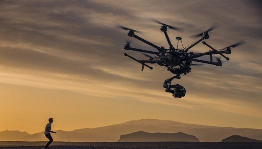 """低空民用无人机飞行管理云系统 将给""""黑飞""""上套"""