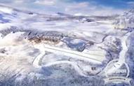 延安建全国最大城市滑雪场 将举办国内外赛事