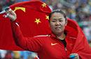 张文秀13次大赛7次夺牌 没冠军?她就是链球传奇