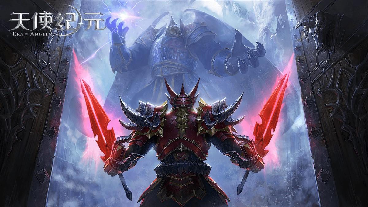 刘亦菲全新代言 游族宣布推出MMORPG新游《天使纪元》