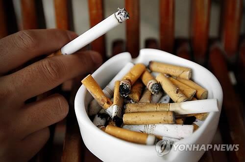变废为宝?烟头可用于铺路 环保还降温