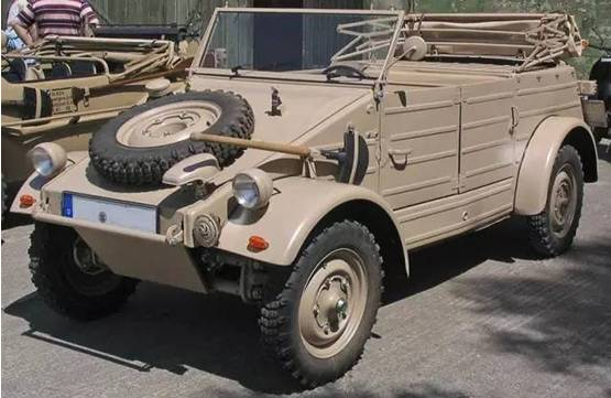 """二战军车大PK:你是否也有""""威利斯""""的情结?"""