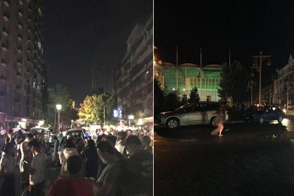 四川九寨沟县发生7.0地震 西安、渭南等多地有震感