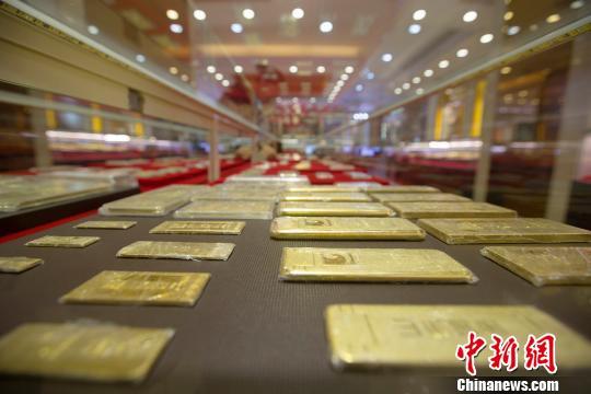 中国外汇储备六连升 黄金储备持平不变