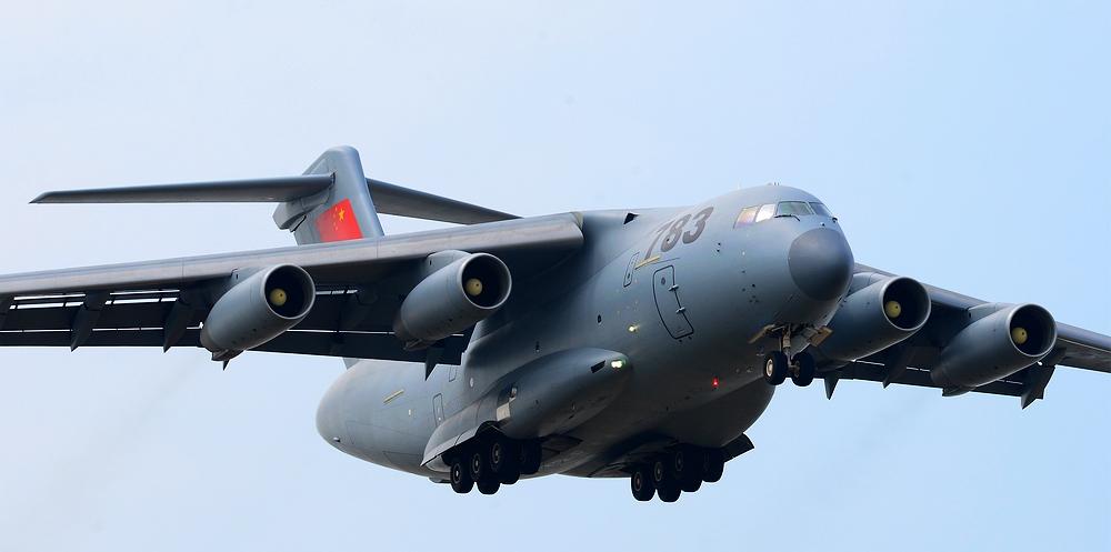 俄专家:中俄两国在军用运输机领域不存在竞争