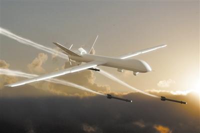 反辐射无人机 天生雷达杀手