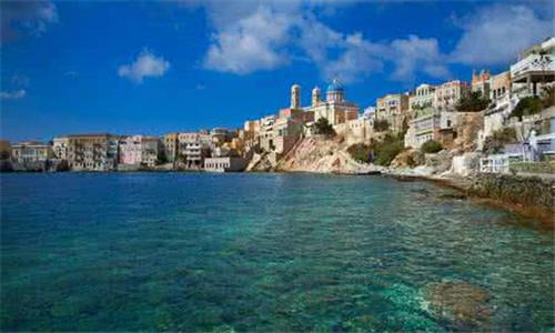 """""""抄底""""希腊不动产 岛屿房屋不要买"""