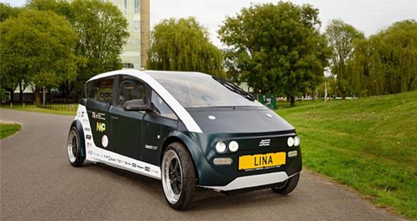 厉害了!荷兰大学生竟然用甜菜和亚麻造汽车