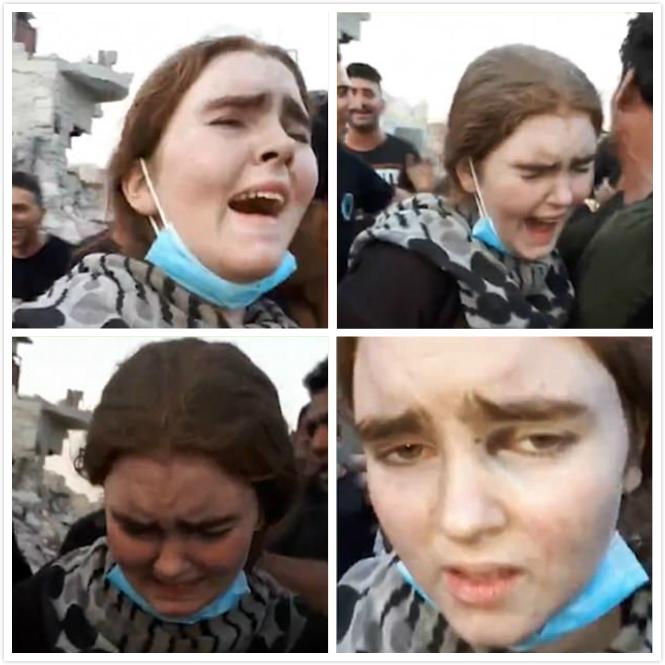 德国女学生逃学加入ISIS 被伊拉克军队擒获或面临处决