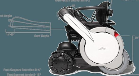 自驾轮椅东京展开测试 有望2020年奥运期间到位