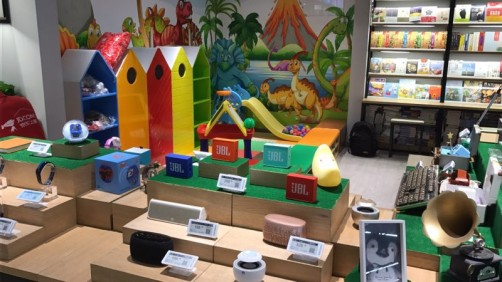 拥抱零售革命 京东宣布年内建设300家3C零售体验店