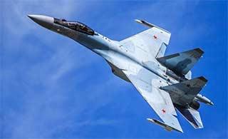 印尼将购买俄罗斯苏35战斗机
