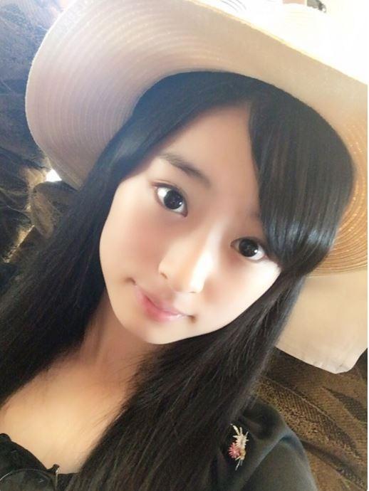 13岁女学生成日本国民美少女 发誓25岁前不恋爱