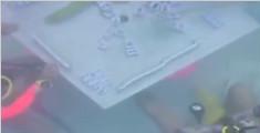 海底打麻将!四位成都人在马尔代夫玩出新花样