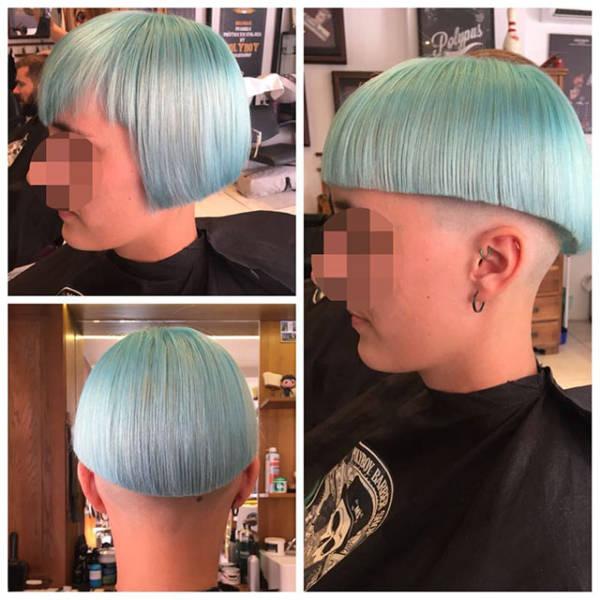 理发师可能都是折翼的天使吧图片