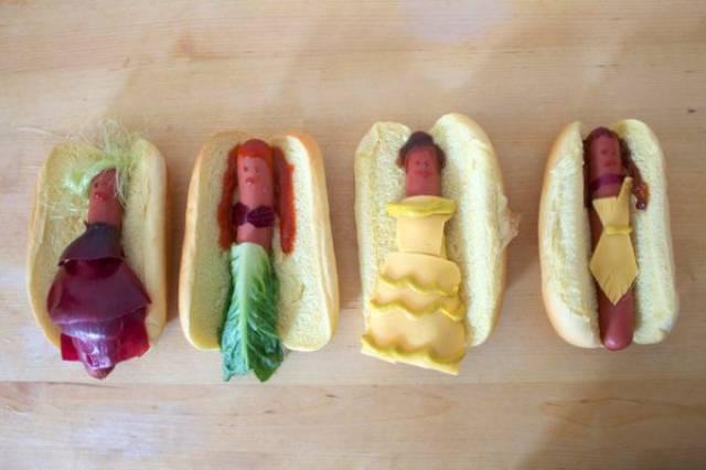 这样的食物让我怎么人口图片