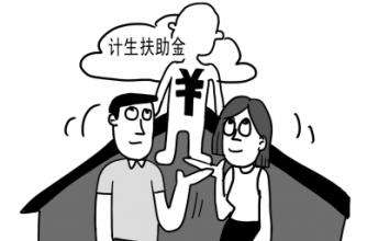 辽宁提高计生家庭扶助金标准