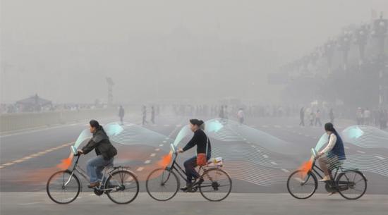 ofo除霾单车:能否成为雾霾来临前的一道防线?