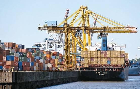 德6月出口降幅跌至两年来最低 经济学家仍看好
