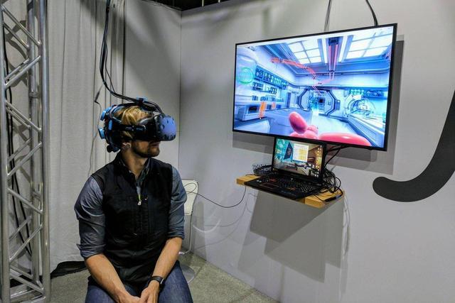 黑科技!美科技初创公司发明用意念控制VR头盔