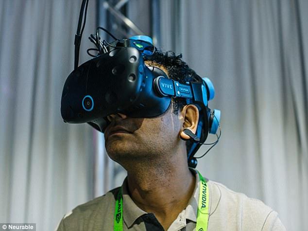 美公司发布全球首款思维控制VR游戏技术