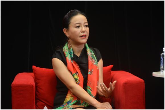 专访摩托罗拉系统富莉莉:女性领导人一堂走心的课