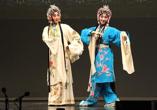 英媒:爱丁堡艺术节聚焦中国文化 望英国人爱上中国