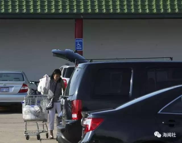 """休斯敦中国城抢劫案频发 华人女性遭遇""""闪电袭击"""""""