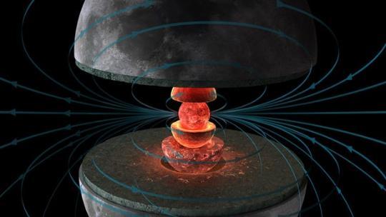 月球磁场比以前认为的多持续10亿年