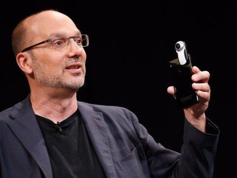 """亚马逊腾讯等3亿美元投资""""安卓之父""""手机项目"""