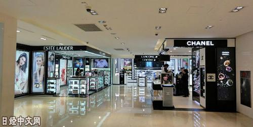 """日媒:""""萨德""""让韩免税店损失达到6000亿韩元!"""