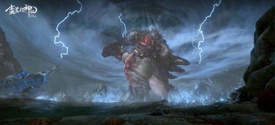 异兽战场畅想  蛮荒搜神记神兽系统大揭秘