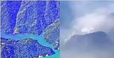 九寨沟地震前后震撼对比