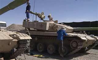 坦克两项96B所向披靡背后艰辛
