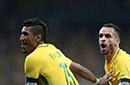 巴西公布世预赛大名单:内马尔领衔 征召奥古暴力鸟