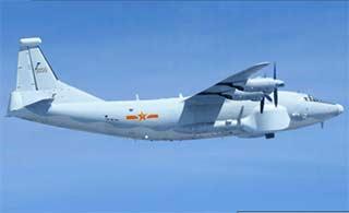 日称中国军机再次穿越宫古海峡