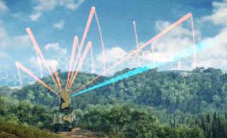 韩国展示新型反炮兵雷达 逆向打击敌火炮阵地