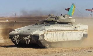 以色列造出全球最重步兵战车 重量堪比主战坦克