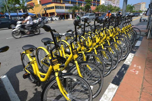 媒体:中国共享单车太风靡 即将骑进日本