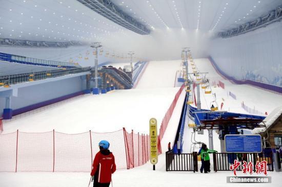中国布局冬奥雪上项目 组建障碍追逐国家男队