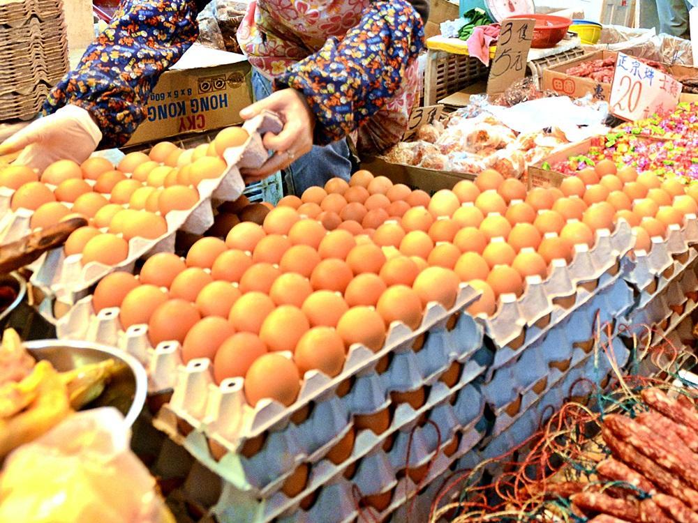 """香港检出欧洲""""毒鸡蛋"""" 官方:全部停售下架"""