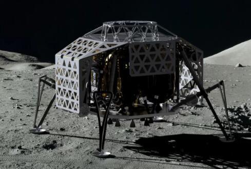 月球上也能打电话?这家德企要在月球表面建LTE基站