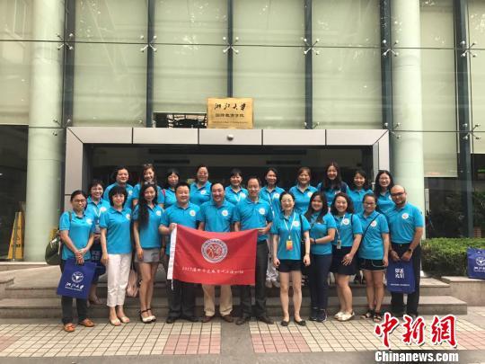 海外华文热持续升温 华文教师盼语言与中华文化融合