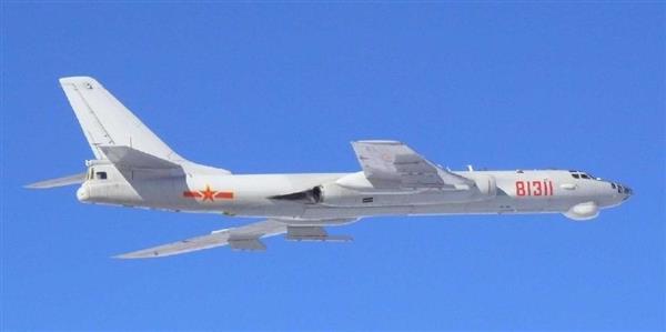 日称中国3架战机经宫古海峡 中方:合法正当