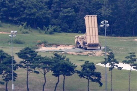 """结果公布!韩官方称""""萨德""""对居民几乎没有影响"""