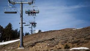 全球变暖会杀死滑雪运动吗?