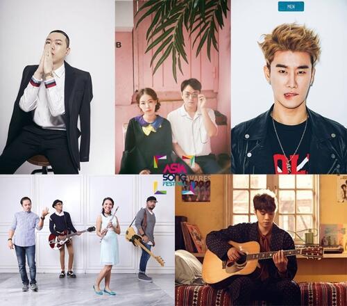 2017亚洲音乐节9月将在釜山开幕 EXO等韩流歌手登台