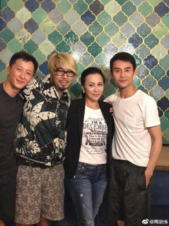 《真三国无双》演员:韩庚、王凯还有刘嘉玲