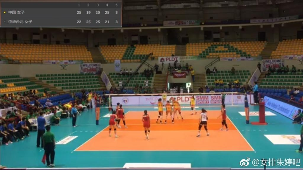 女排亚锦赛中国队苦战5局获胜 与哈萨克斯坦争四强